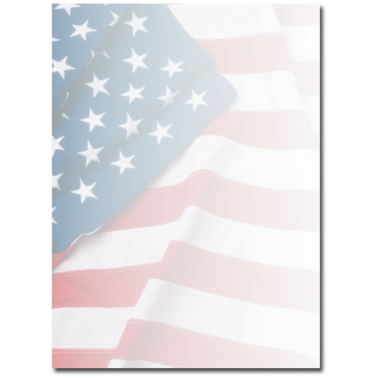 Patriotic Computer Printer Papers