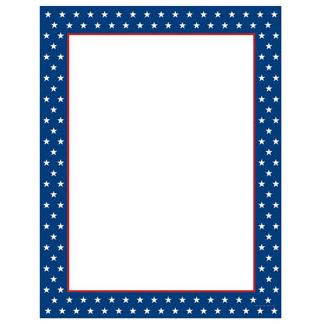 american-stars-patriotic-border-paper