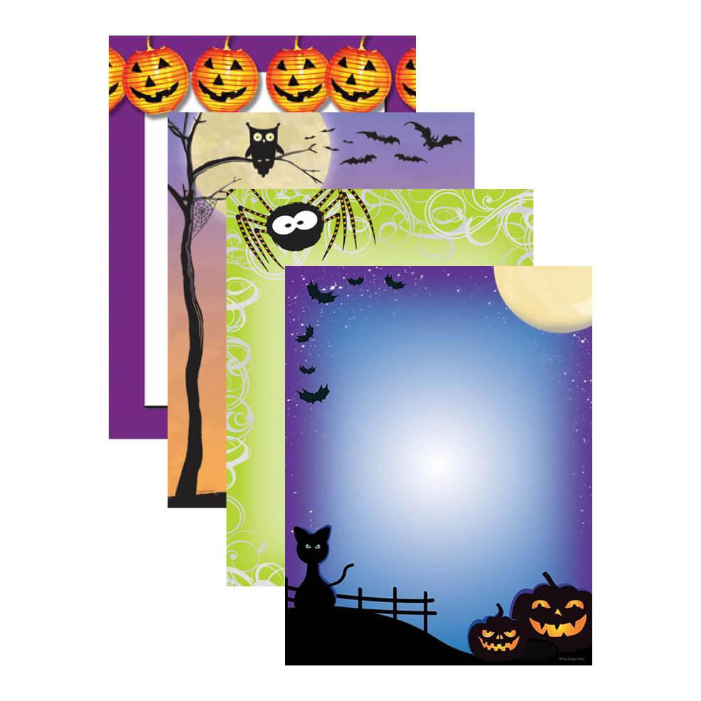 Halloween-Paper