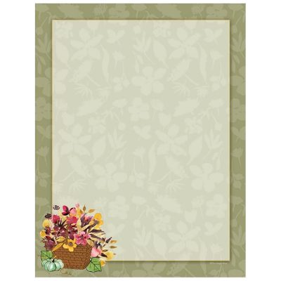 fall-flower-basket-autumn-printer-paper