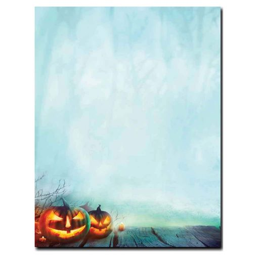 Enchanted Pumpkins Autumn Halloween Printer Paper
